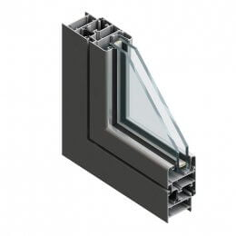Sistemi za prozore i vrata bez termo prekida